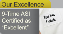 Click to learn about our 9-Time ASI certification